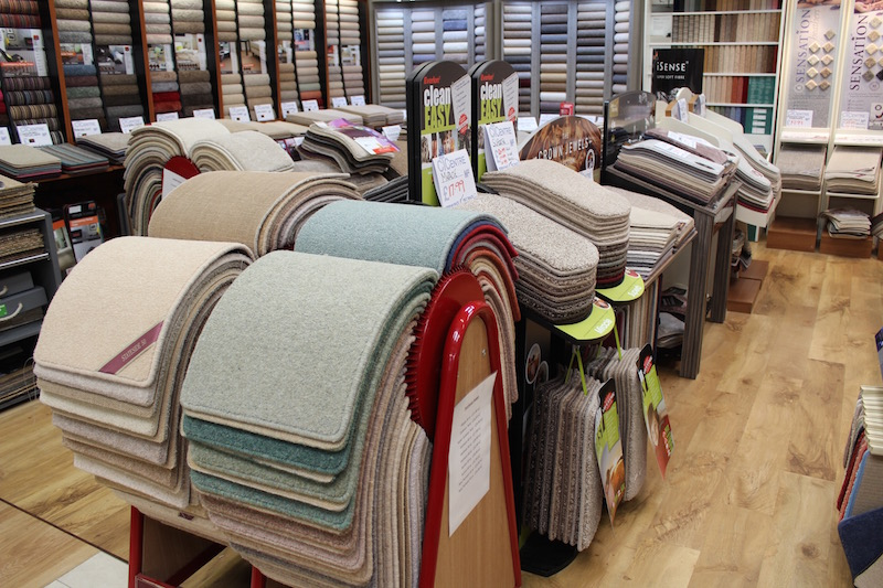 Buying Carpets Basingstoke