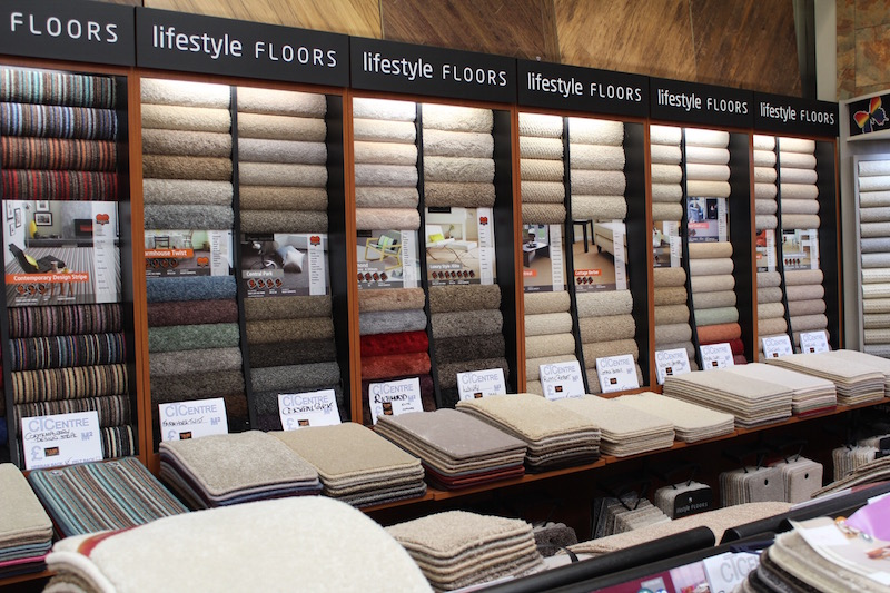 Carpet Showroom in Basingstoke