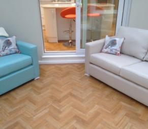 Fitted wood flooring Basingstoke