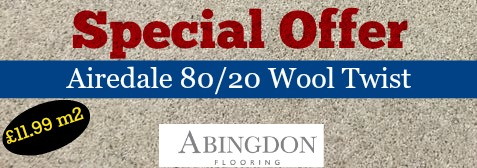 Special Offer On Carpets Basingstoke