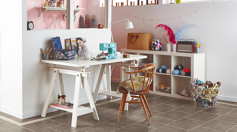 Flooring Basingstoke - How to make a small space feel bigger