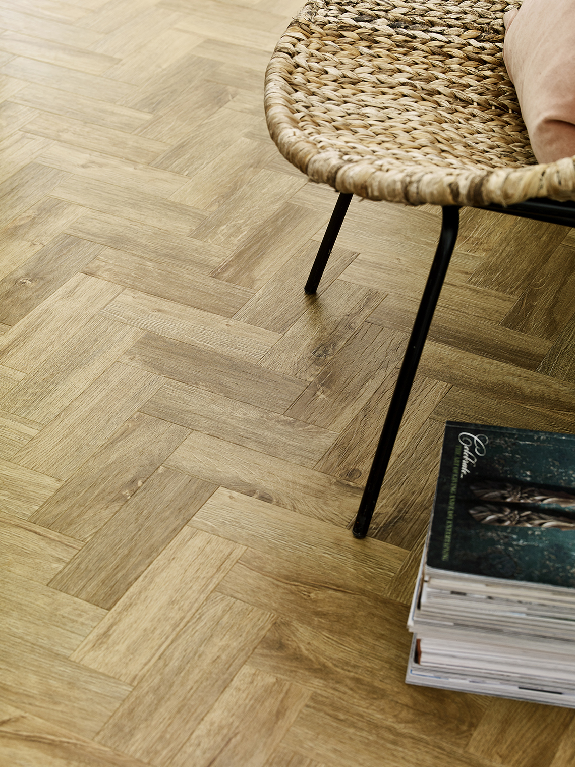 rural oak in parquet laying pattern cameo the carpet. Black Bedroom Furniture Sets. Home Design Ideas