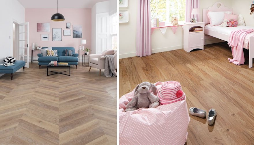 Davinci Tigerwood flooring basingstoke